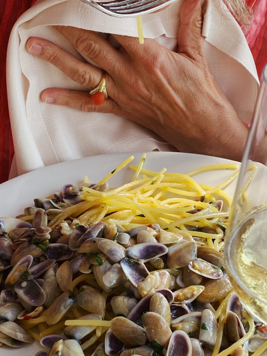 An Unlikely Match – Fish and Cheese in the Italian Cuisine