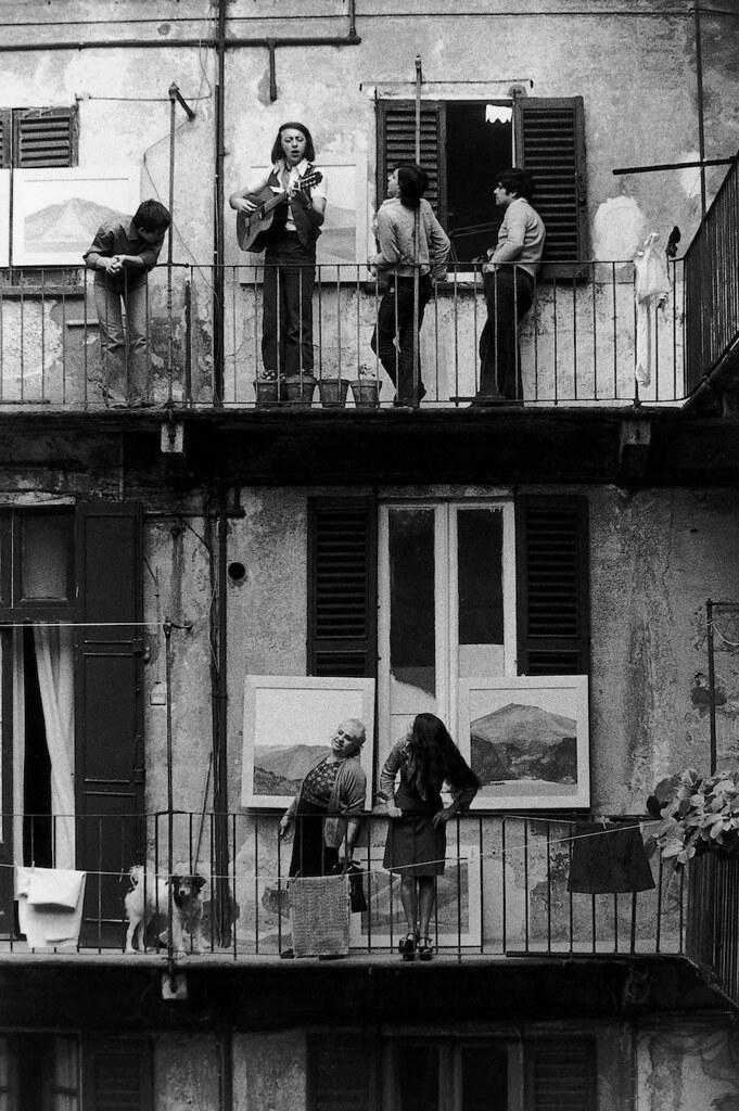 Gianni Berengo Gardin - What It Means To Be Italian