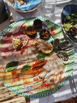 Lunch at the Sea: Il Pranzo al Mare - the Italian way of life