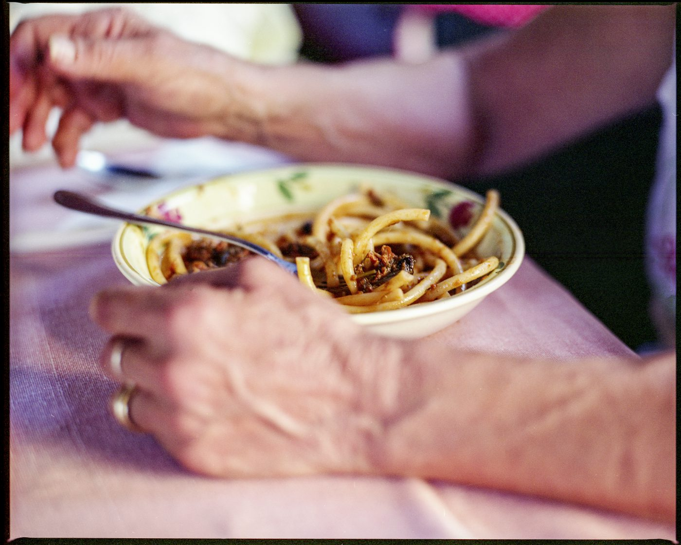GRAND DISHES - COOKING WITH ITALY'S NONNAS