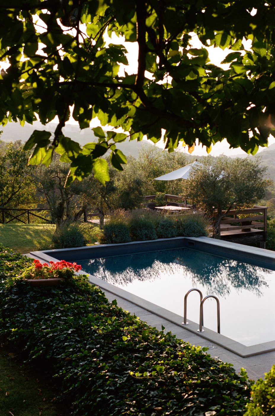 Pool of tenuta di murlo