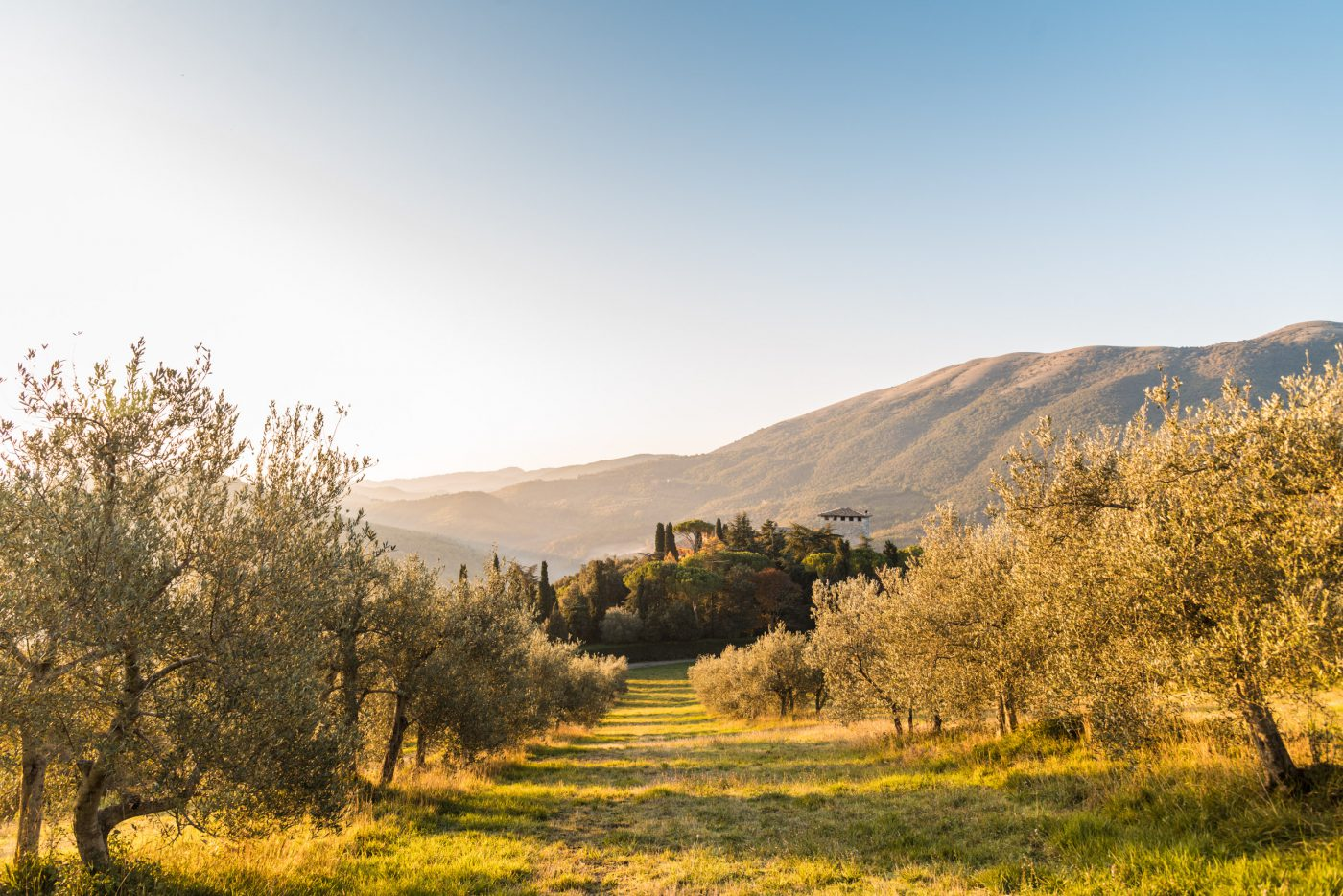 stay in umbria