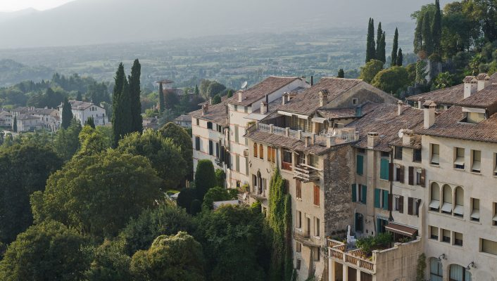 Asolo - Panoramic view