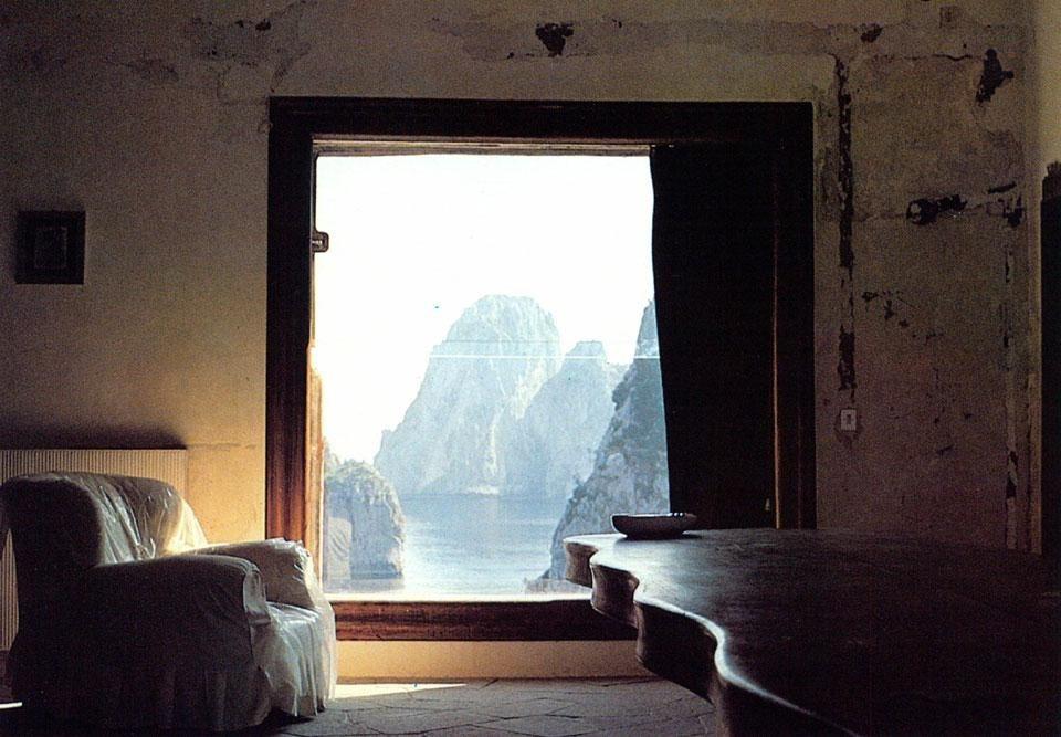 Casa Malaparte - Campania