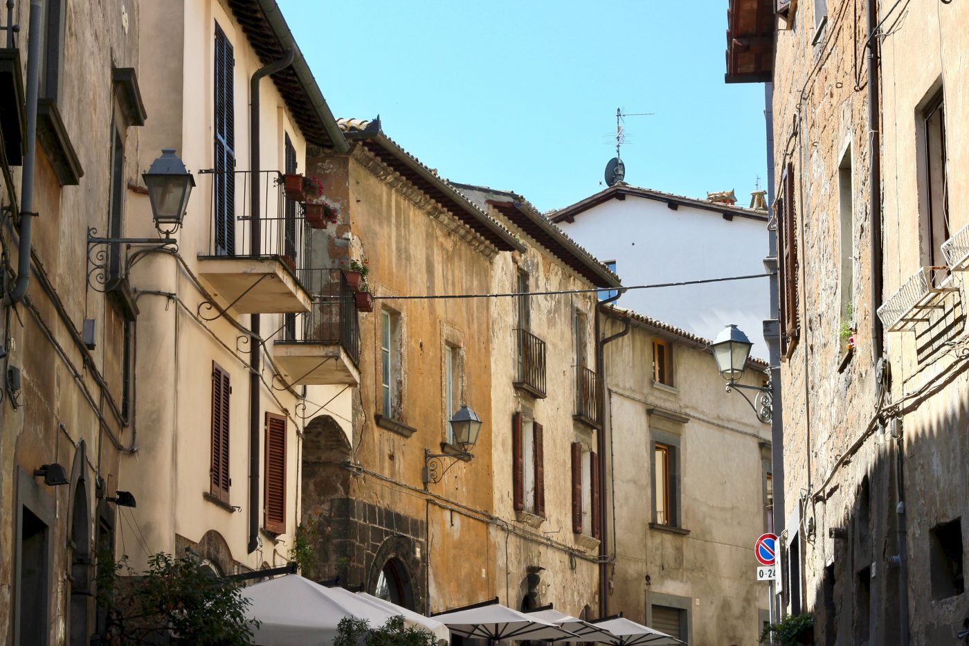 Through the streets of Terni - Umbria
