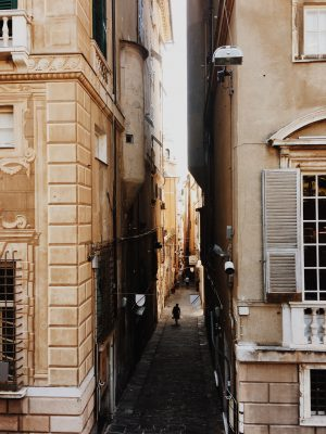 the unexpected Genova, Italy's largest seaport city which is too often underrated!