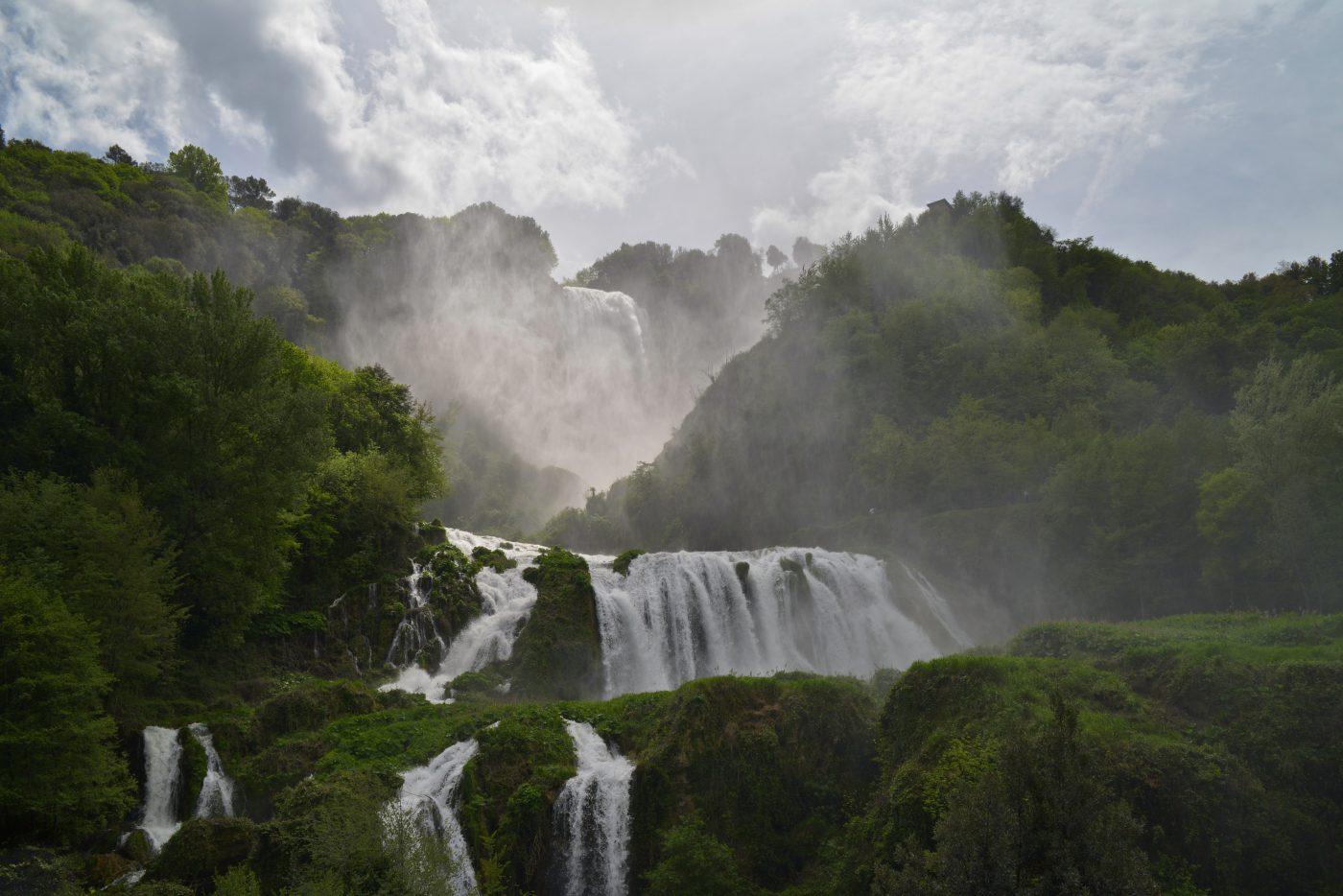 Marmore Falls - Umbria