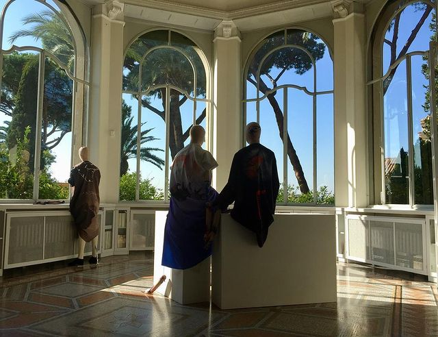 Villa Maraini's terrace - Rome