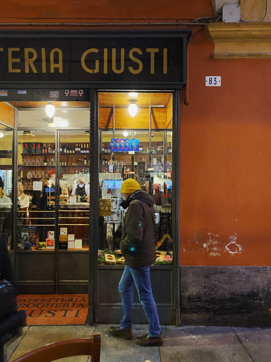 Emilia Romagna's hidden gems - Salumeria Hosteria Giusti