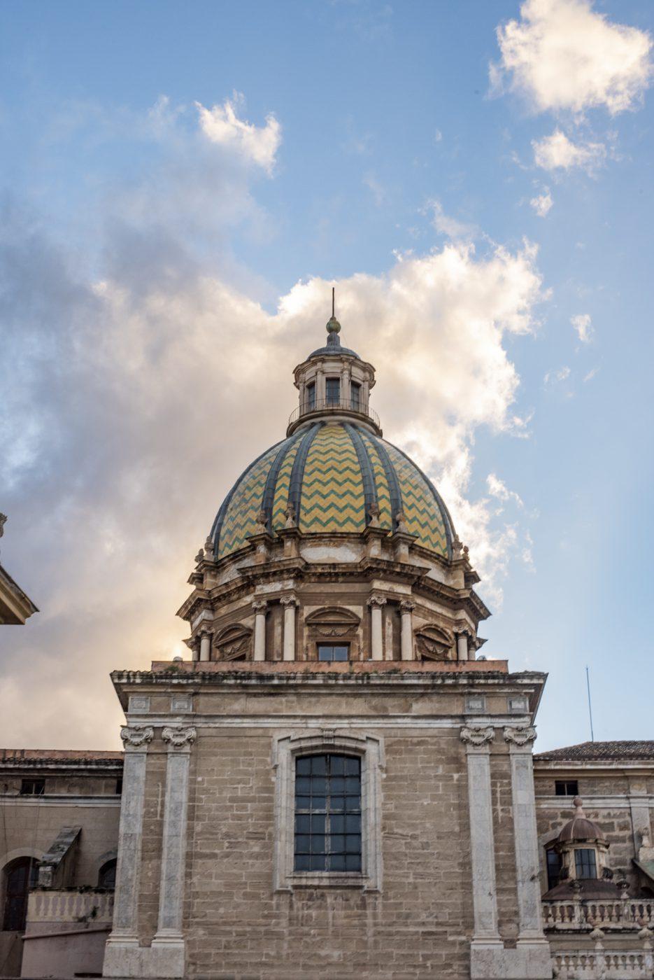 Palermo Antica Focacceria del Massimo: The beauty in the chaos