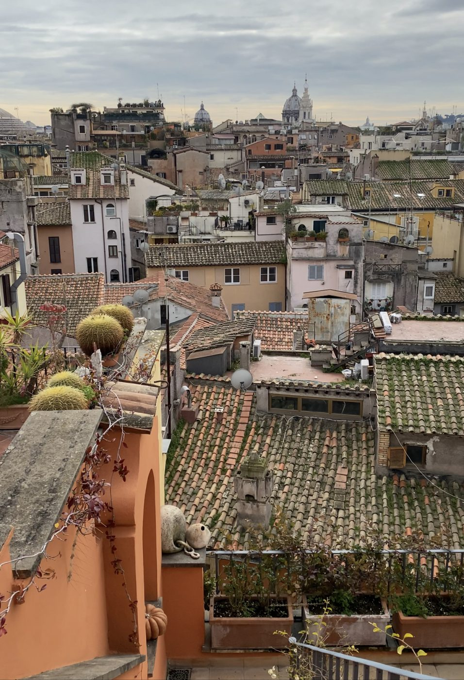 Rome's secret terraces