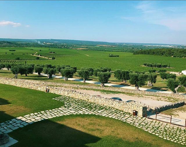 Puglia - Masseria Amastuola
