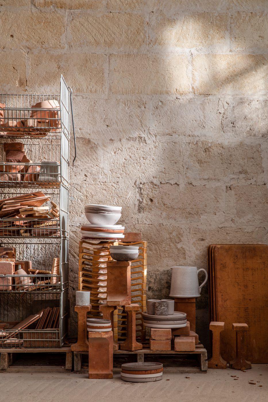 Ceramiche shot by Letizia Cigliutti