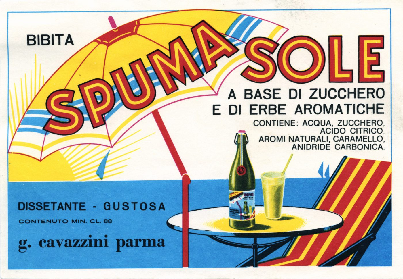 Spuma Here the real flavors of the Made in Italy (which we don't like to admit) must be tried to understand a nation.