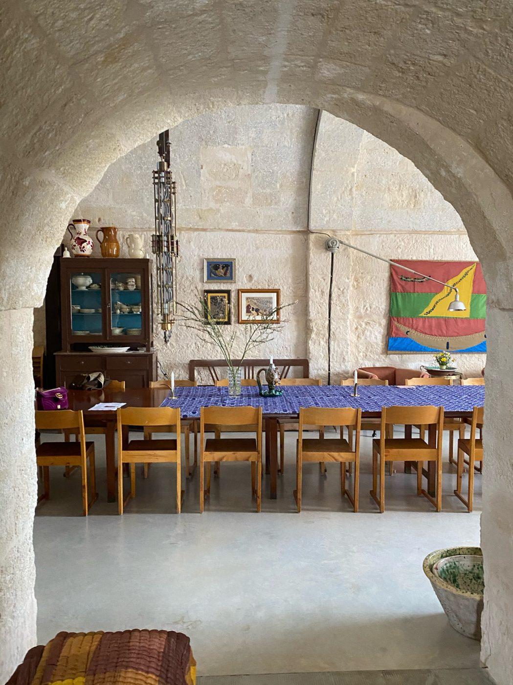Masseria Schiuma - Monopoli, Puglia