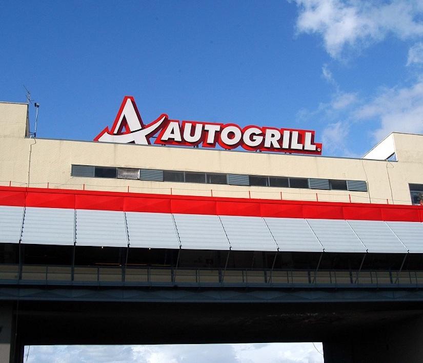 Autogrill Italian iconic symbol