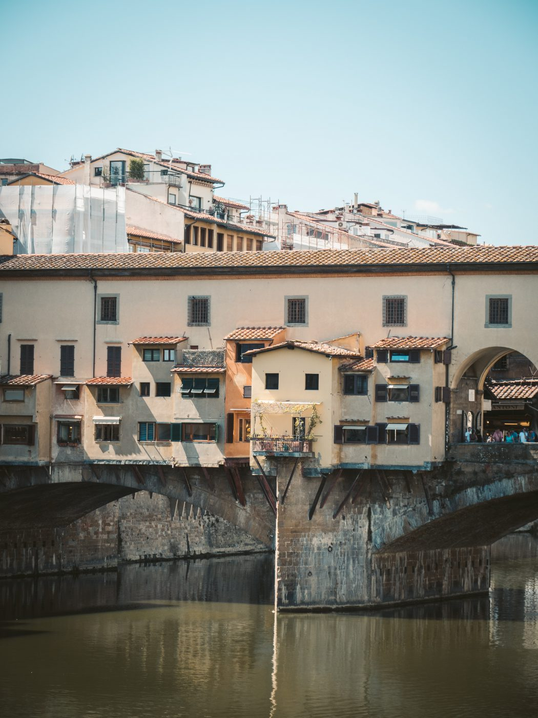 Building Bridges: The Story of the Ponte Vecchio in Florence