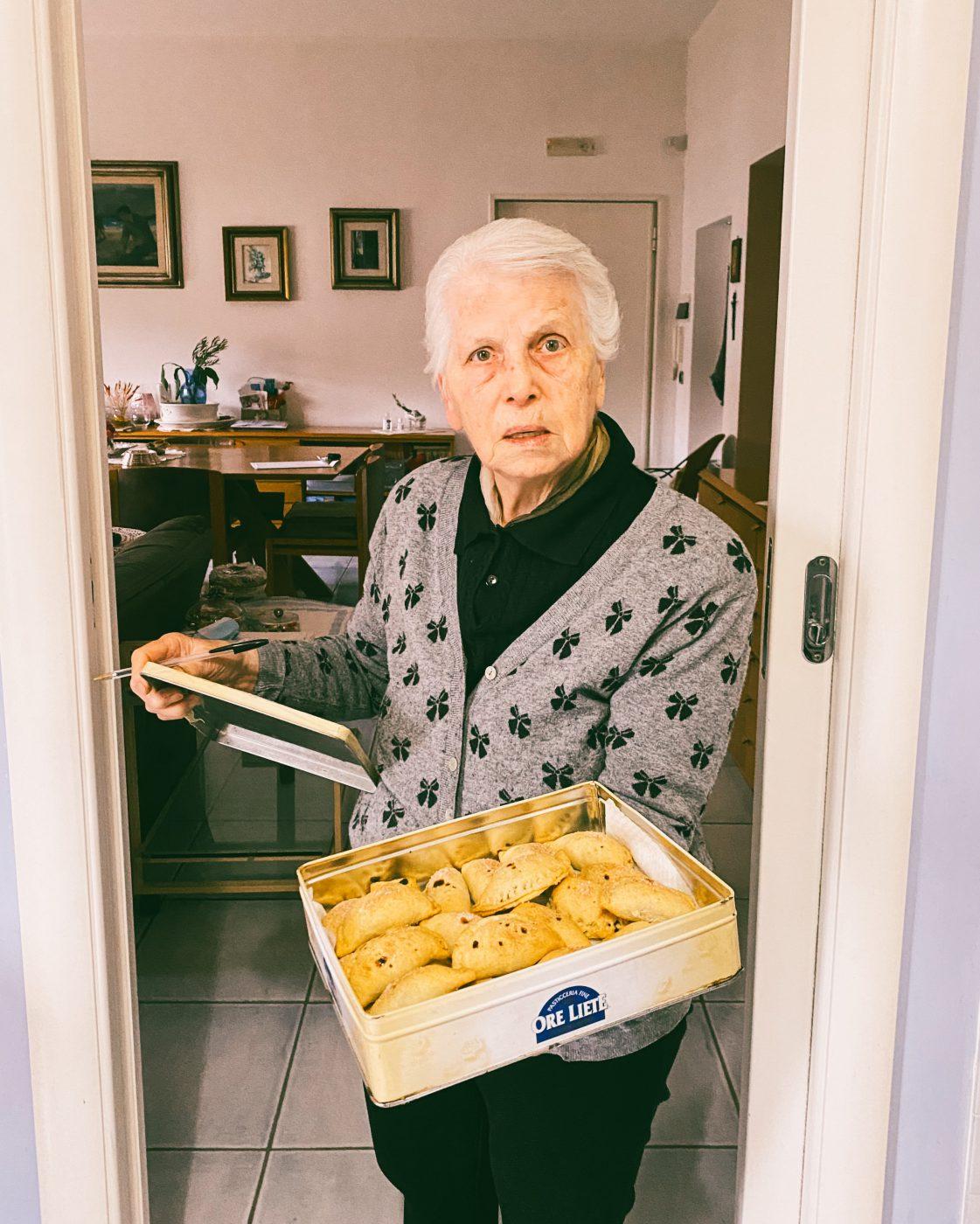 My Grandmother Rita's Pastatelle