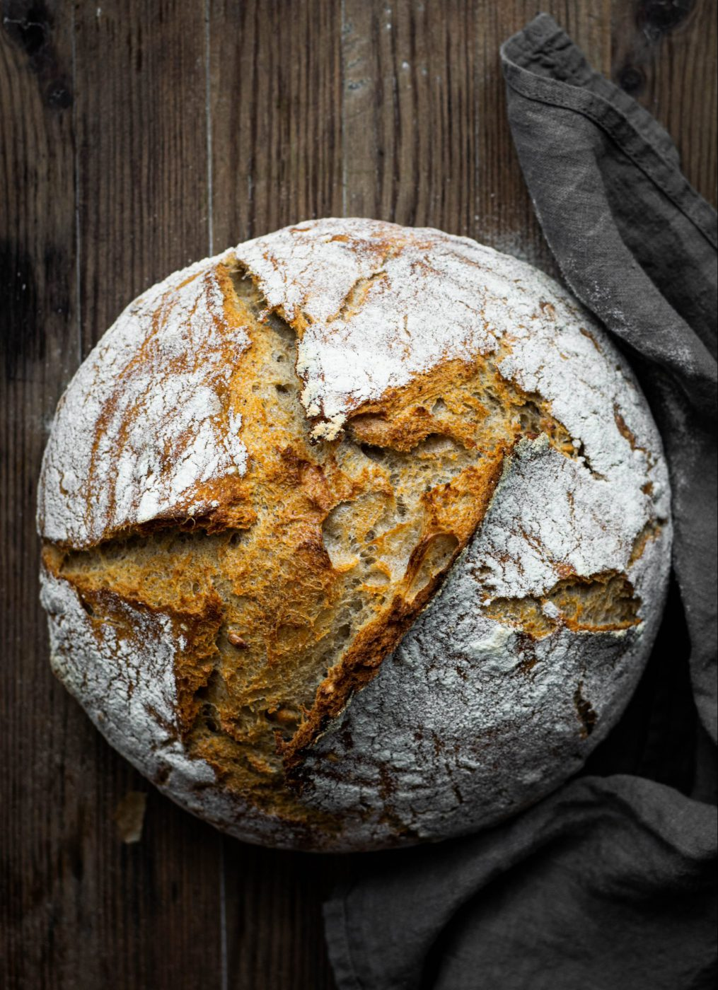 Memories of Bread and Simplicity