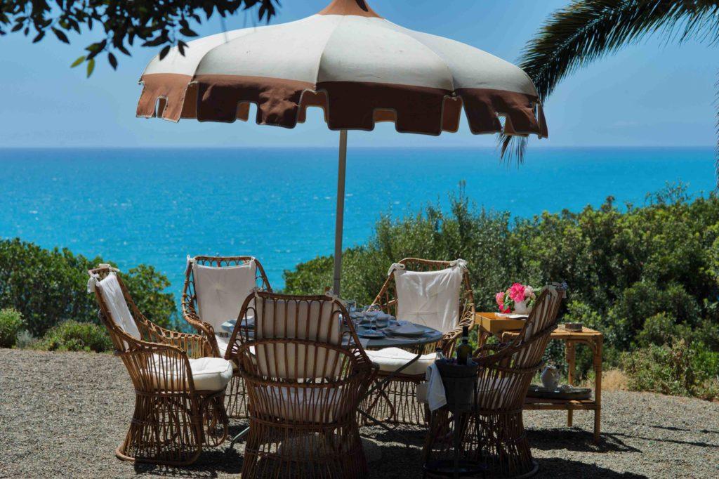 Garden's view villa talamo