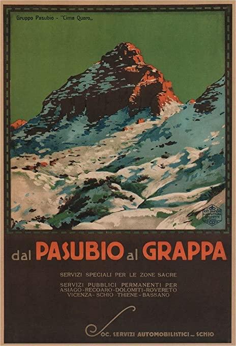 Italian digestivo grappa