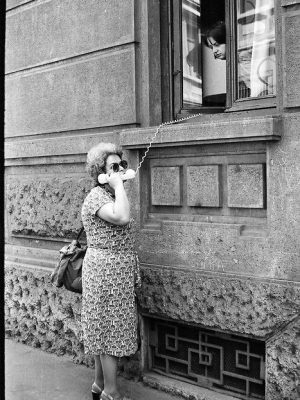 Italy on the phone