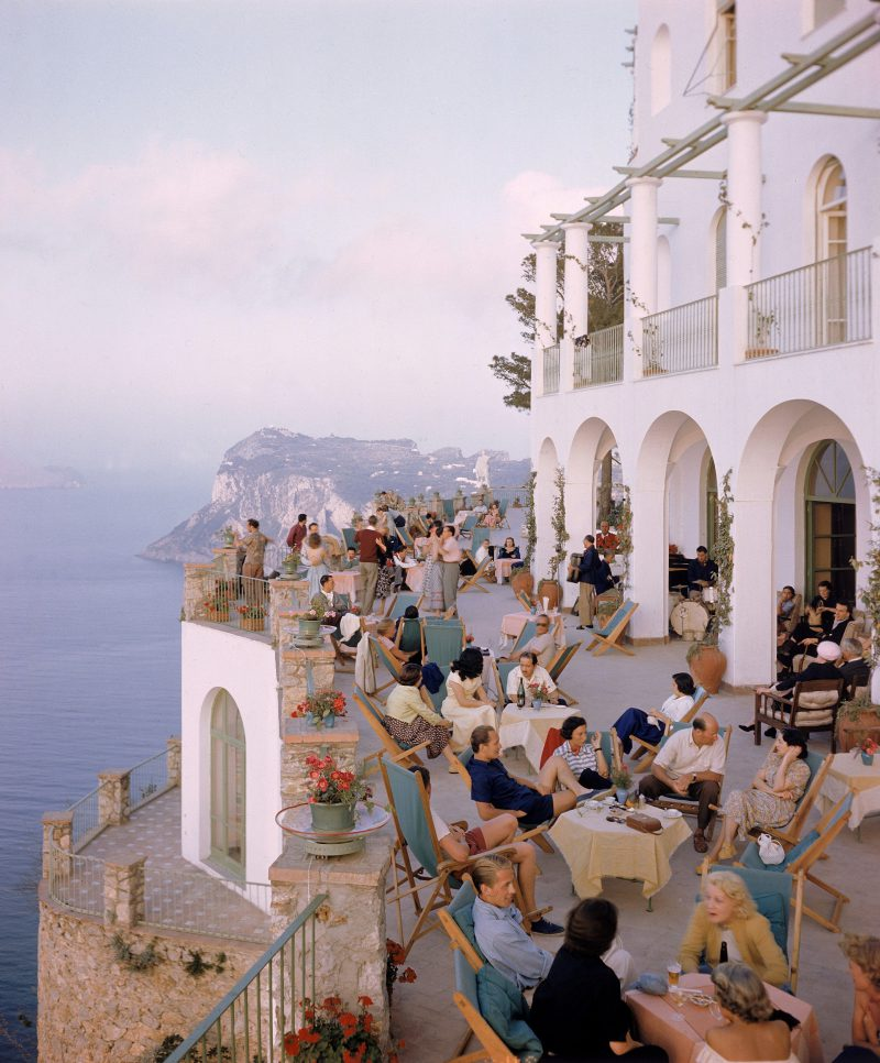 THE 5: ISLANDS WE ARE OBSESSED WITH THIS MONTH Capri Photography by Ralph Crane