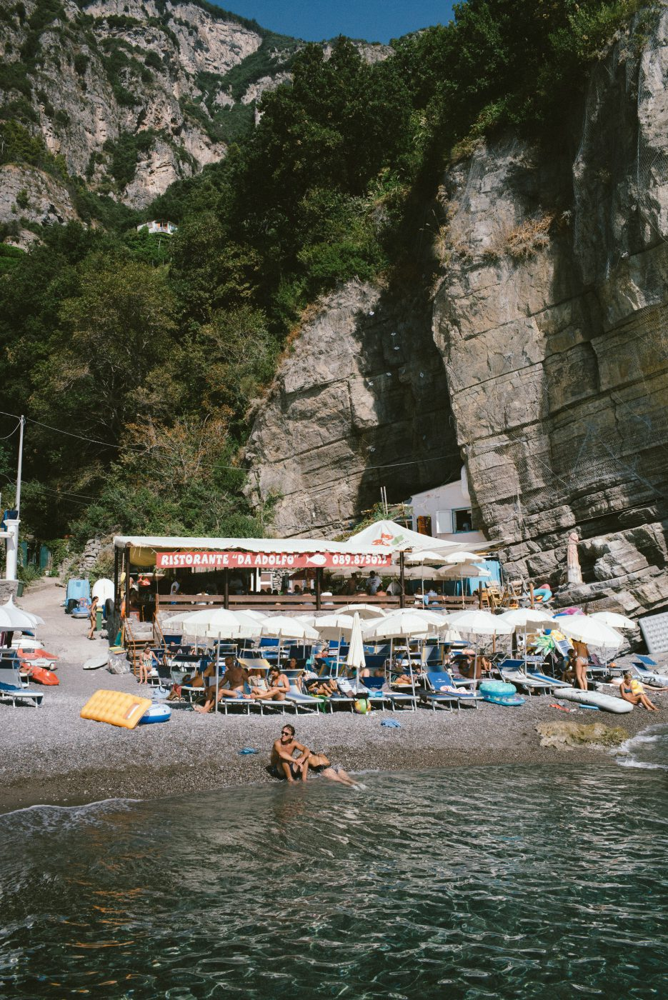 Amalfi visual journey - Raf Maes da Adolfo