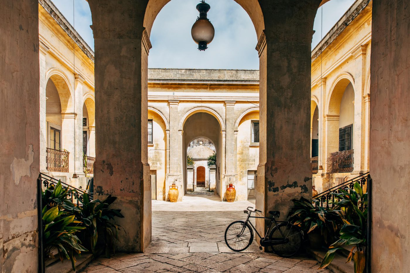 Boutique Hotel - Palazzo Daniele Salento