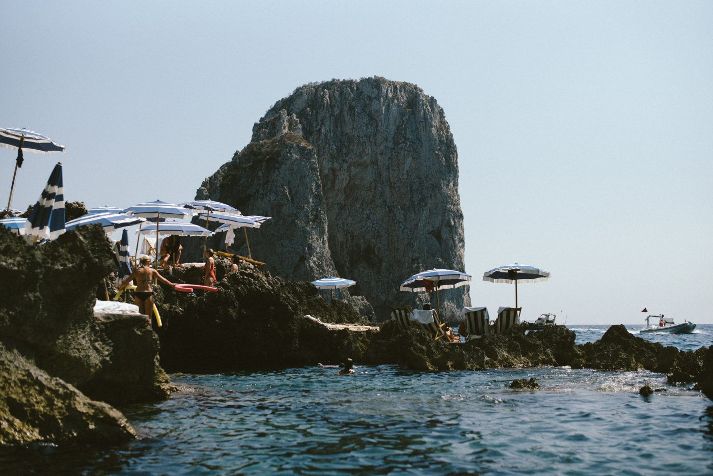 Amalfi visual journey - Raf Maes Capri and La Fontanelina