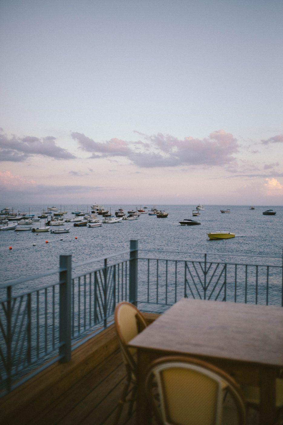 Amalfi visual journey - Raf Maes Lo Scoglio Marina del Cantone