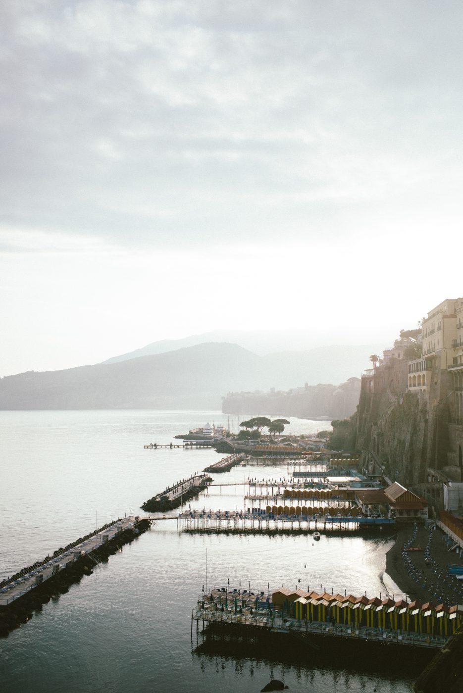 Amalfi visual journey - Raf Maes Sorrento