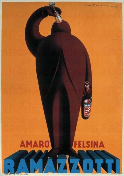 Italian digestivo amaro