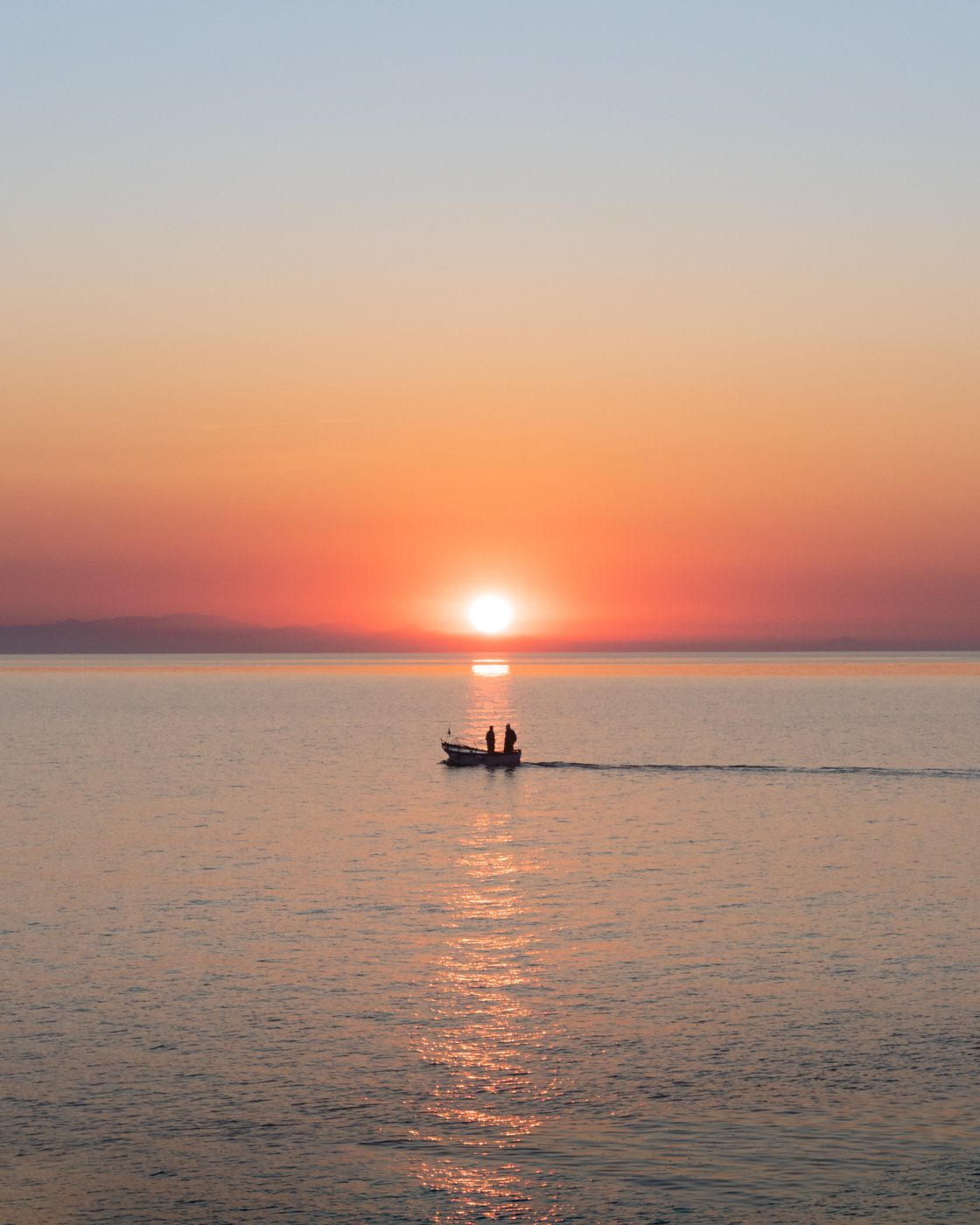 The island of Ventotene