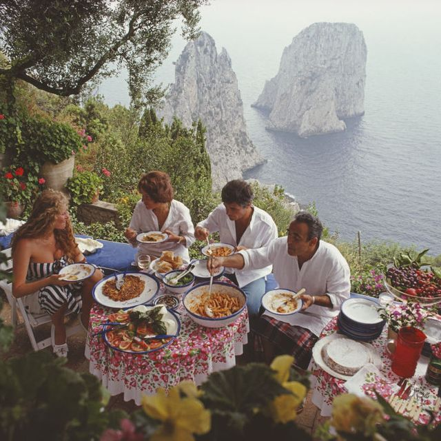 THE 5: ISLANDS WE ARE OBSESSED WITH THIS MONTH Capri