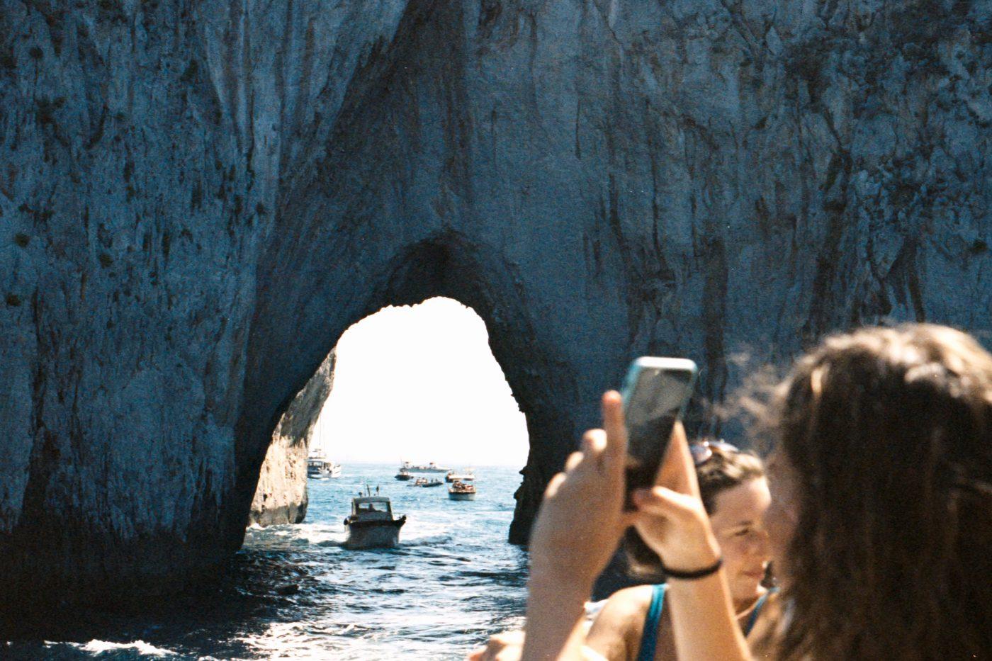 Anacapri island - Campania