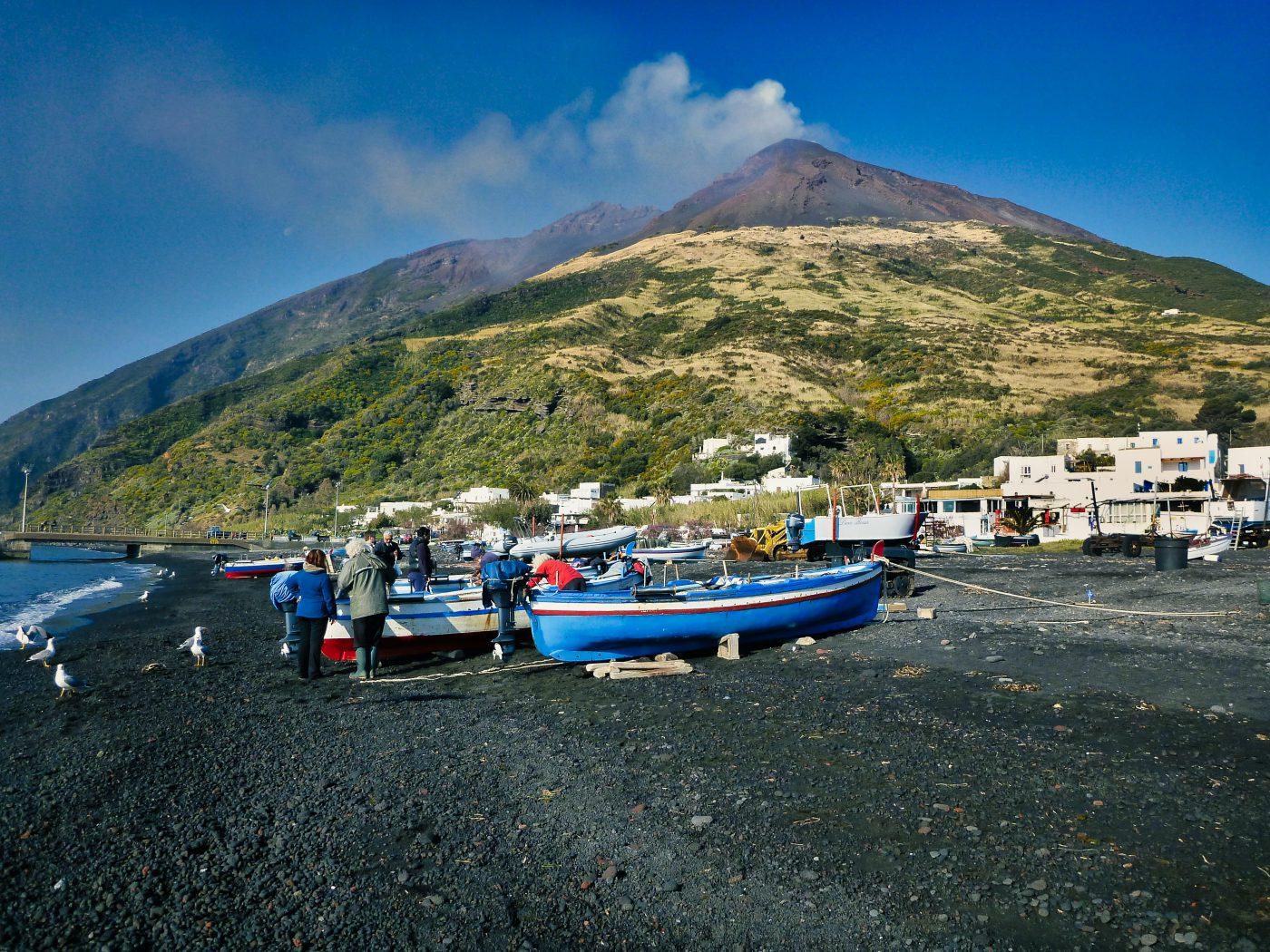 Stromboli Island - Sicilia