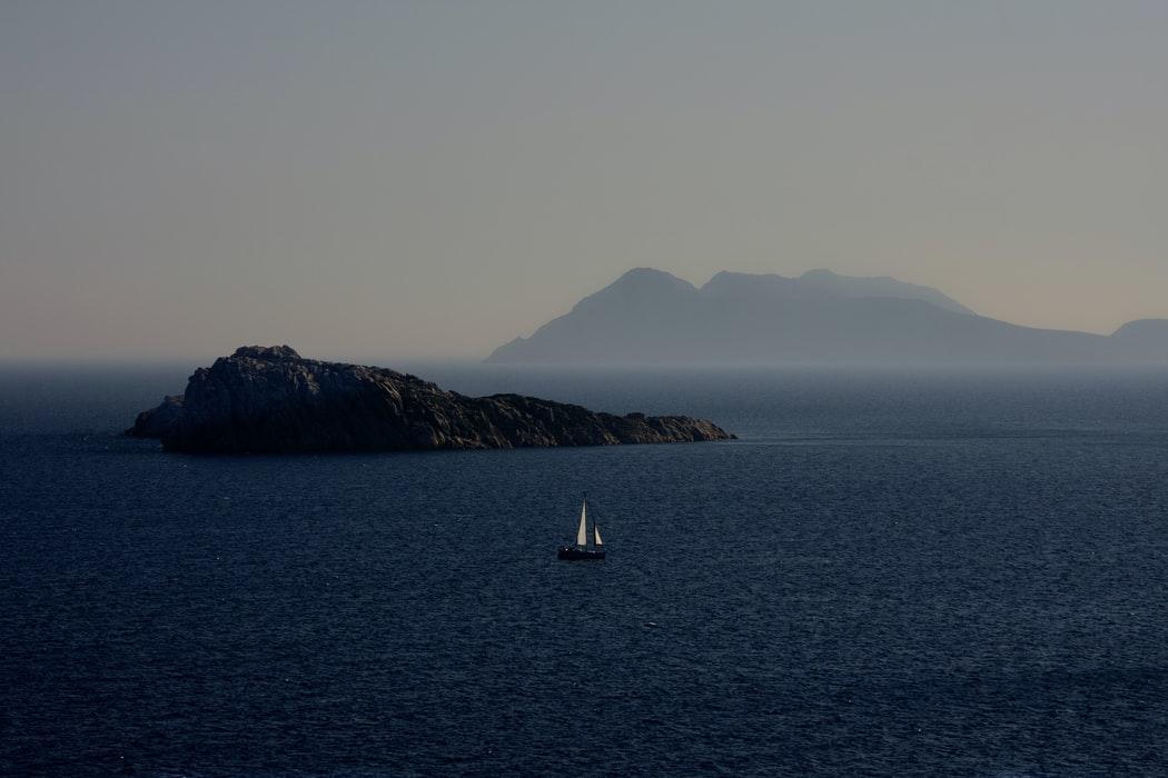 The island of Sardegna