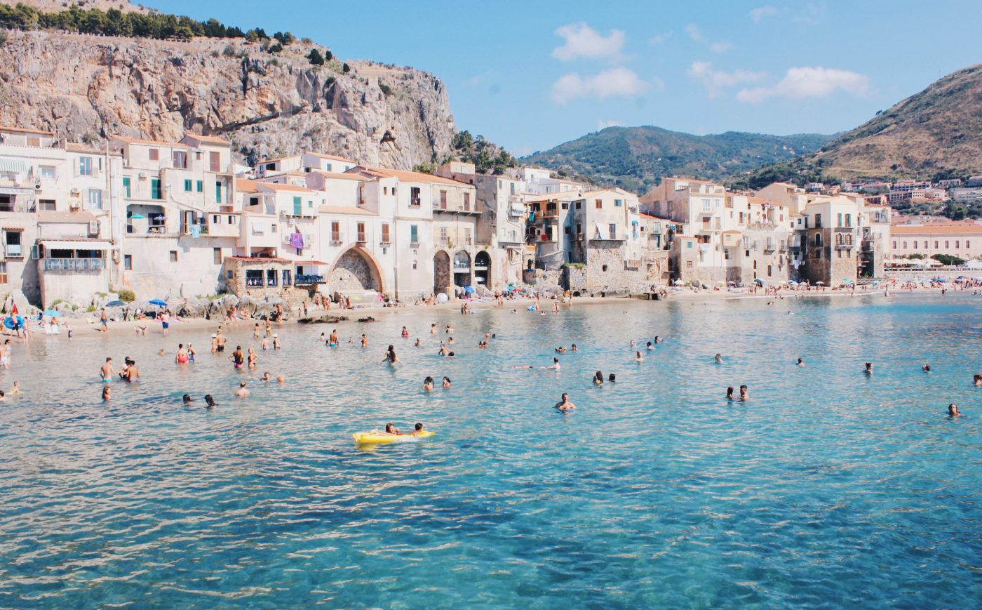 A Profound Connection With My Sicily