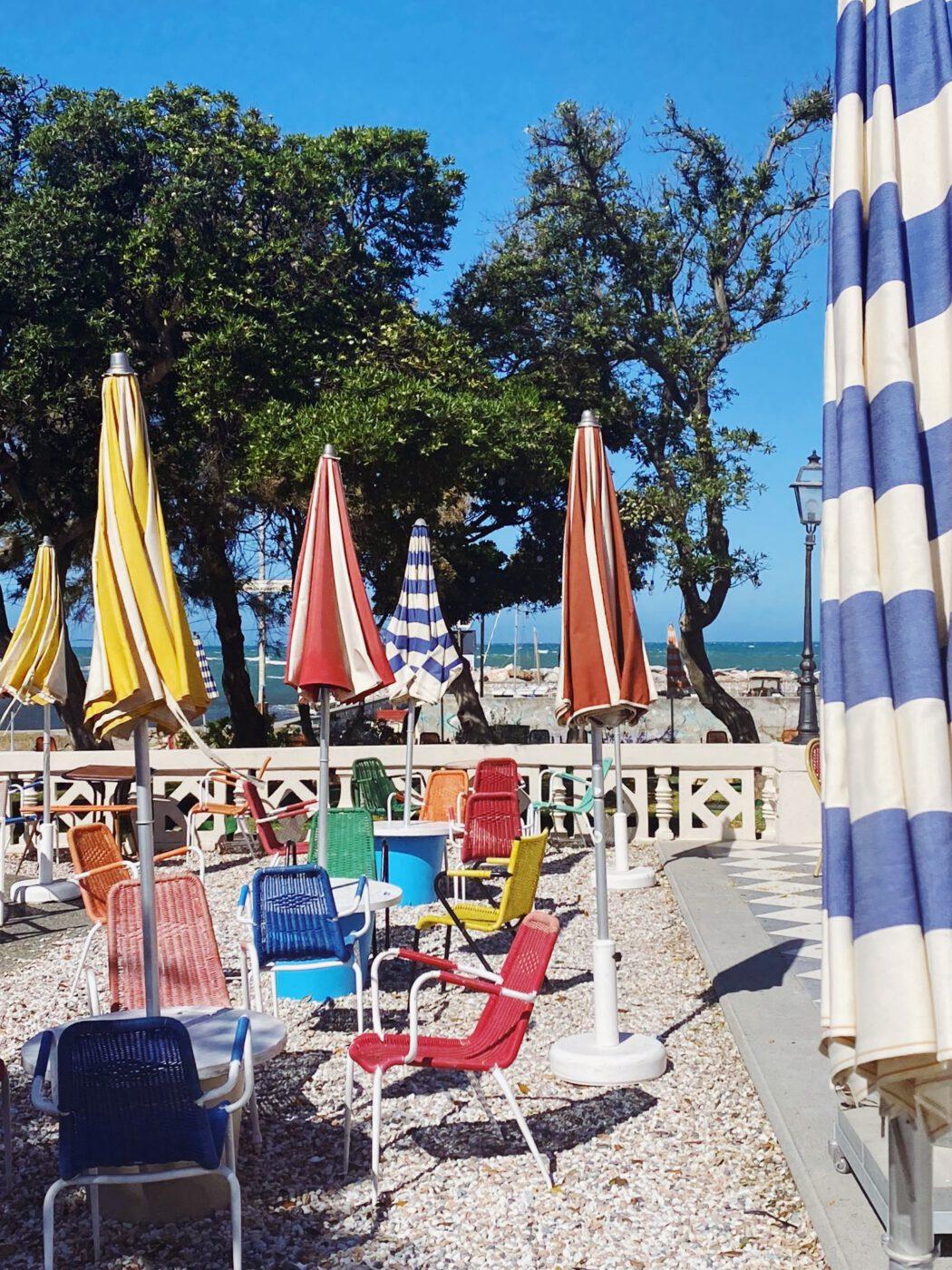 The Coast of Dolce Vita - La Baracchina Castiglioncello