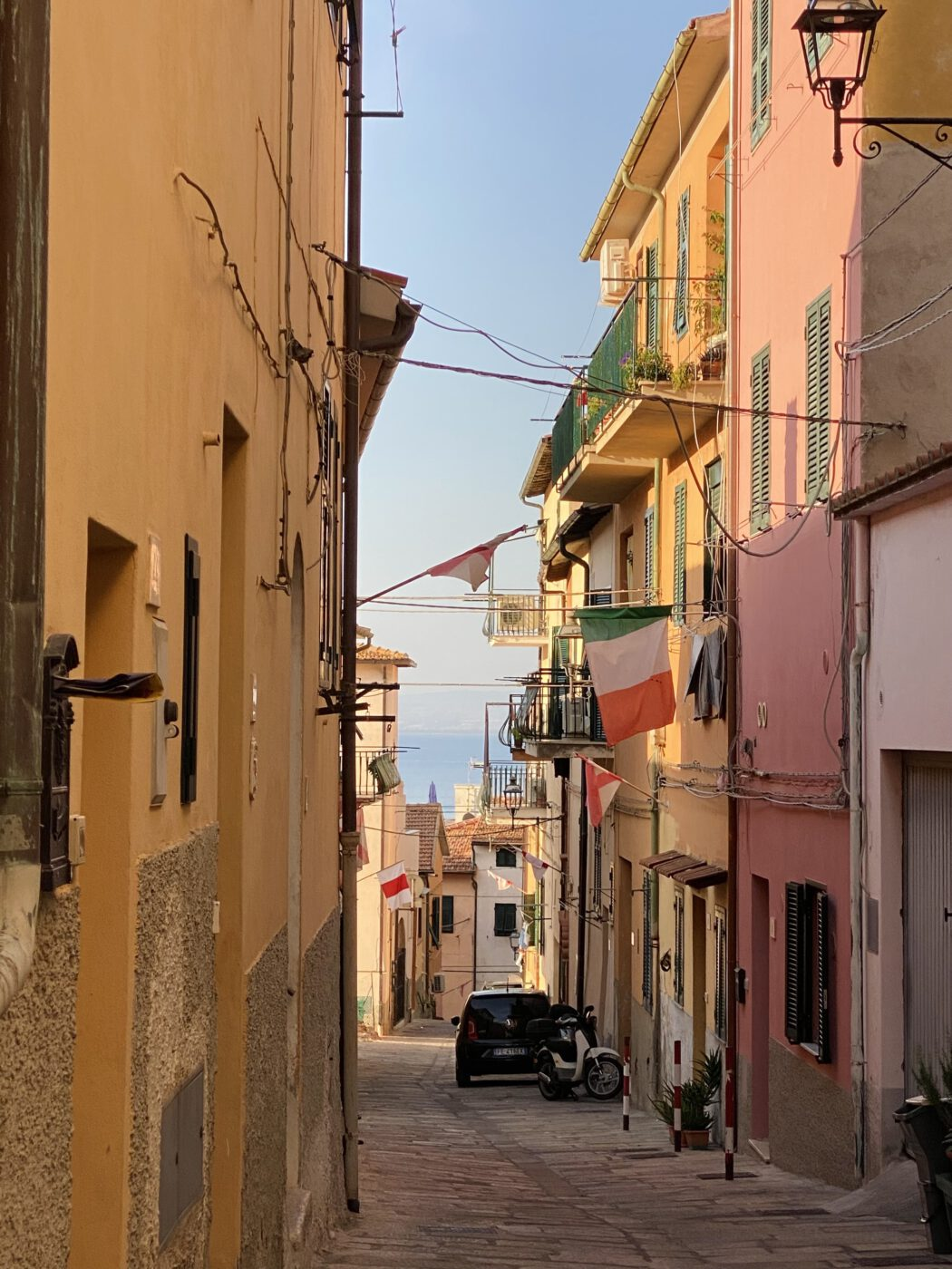 Porto Santo Stefano: A Haven - Tuscany