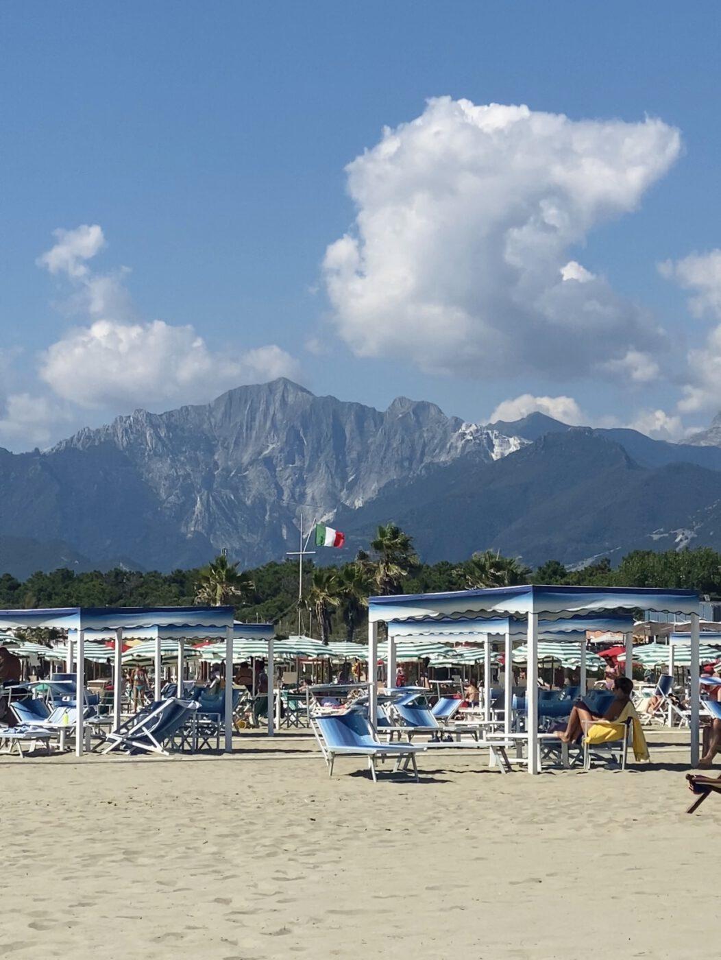 Versilia: where the Sea meets the Mountains