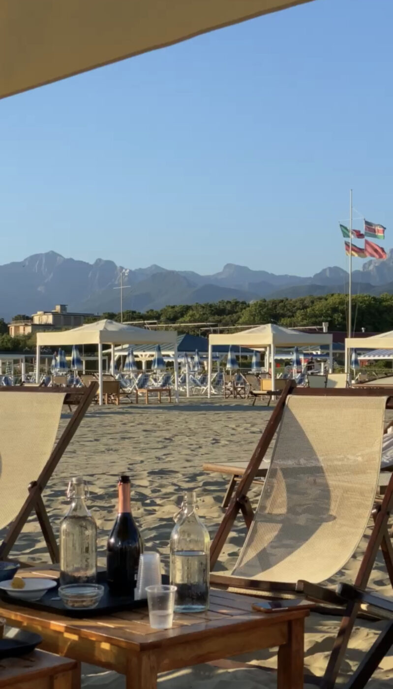 THE 5: WHAT WE ARE OBSESSED WITH THIS MONTH Forte dei Marmi