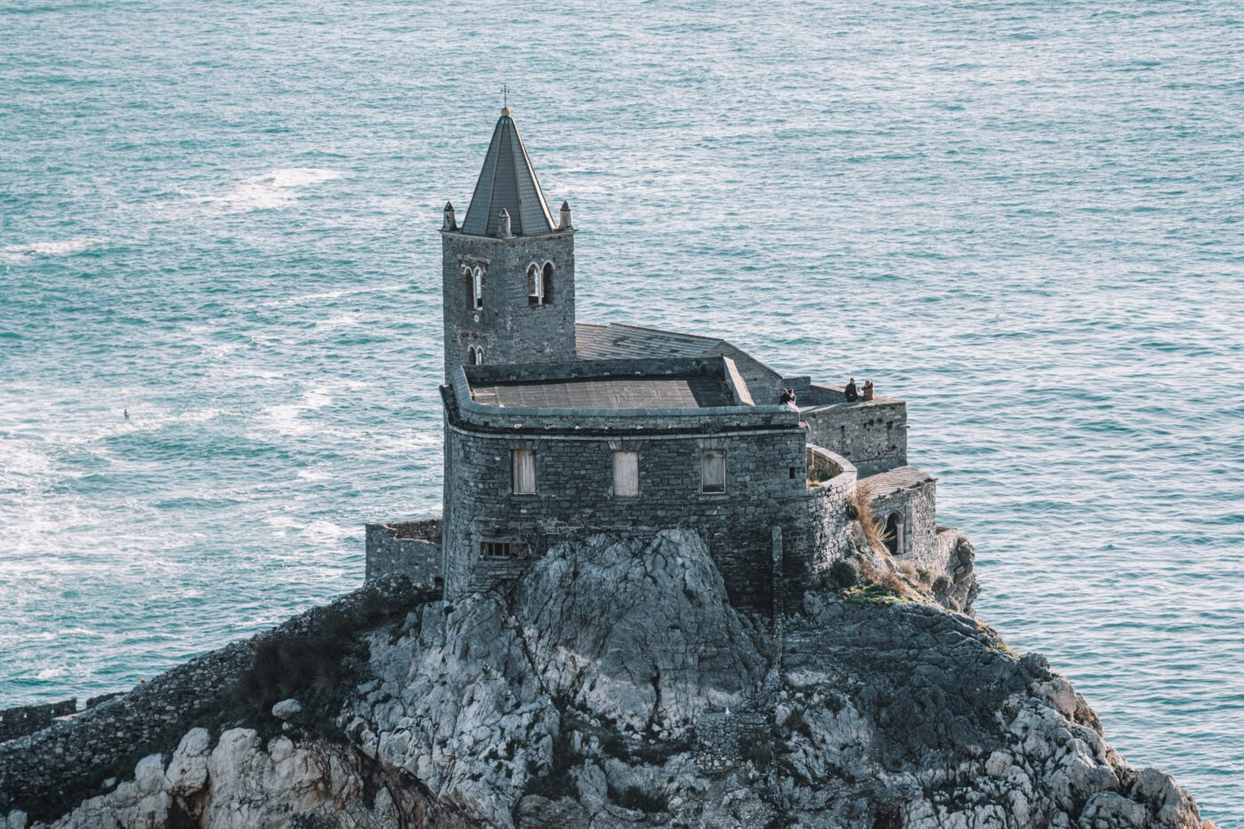 Liguria - Portovenere the ancient village of the poets