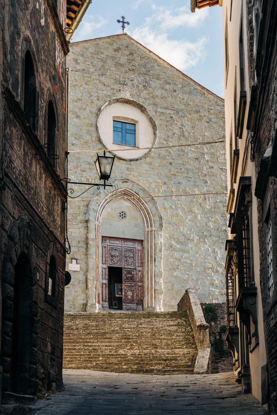 Under the Tuscan Sun in Cortona
