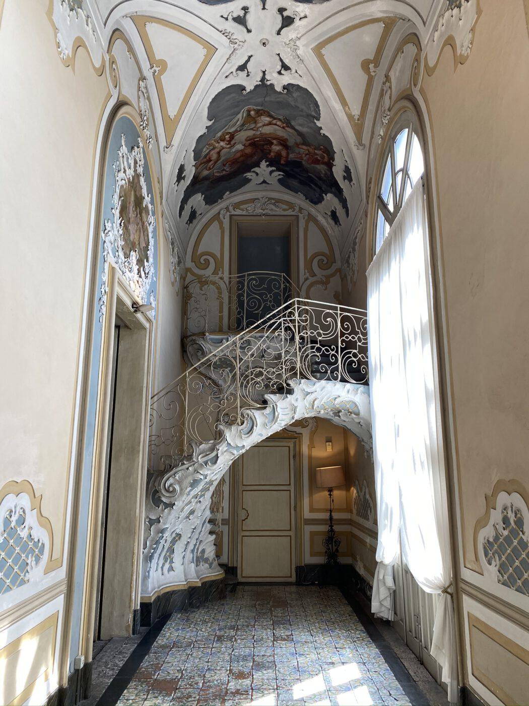 Palazzo Biscari - Catania - The most interesting destination in Sicily