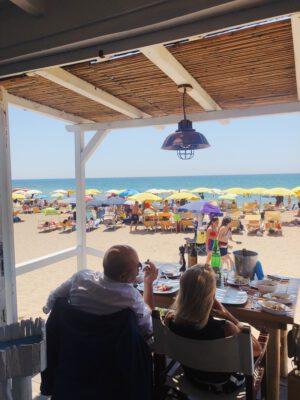 A Guide to Lazio's Beaches - L'Isola del Pescatore, Santa Severa