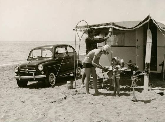 Glamping Made in Italy - Vintage