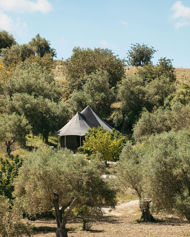 Glamping Made in Italy