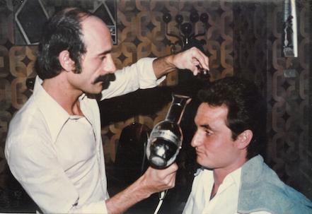 Nino the Barber of Taormina